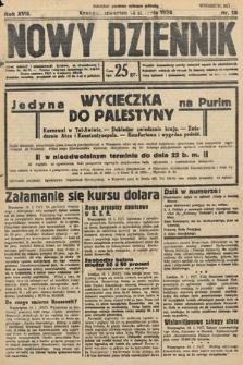 Nowy Dziennik. 1934, nr18