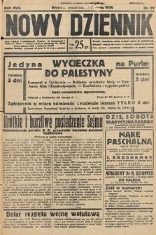 Nowy Dziennik. 1934, nr21