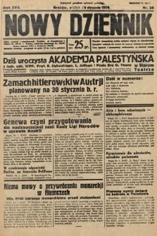 Nowy Dziennik. 1934, nr26