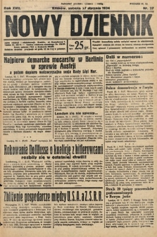 Nowy Dziennik. 1934, nr27