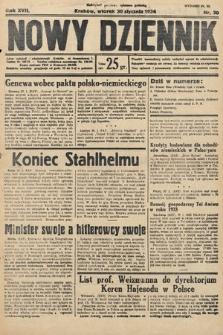Nowy Dziennik. 1934, nr30