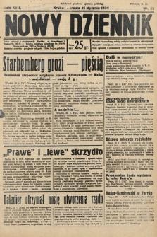 Nowy Dziennik. 1934, nr31