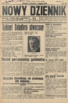 Nowy Dziennik. 1934, nr32