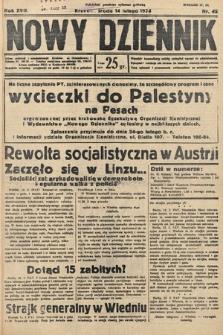 Nowy Dziennik. 1934, nr45