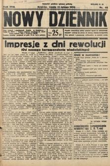 Nowy Dziennik. 1934, nr52