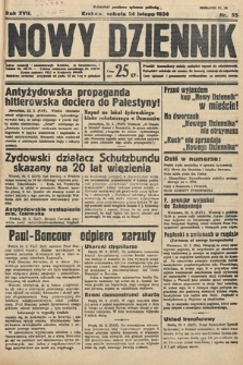 Nowy Dziennik. 1934, nr55