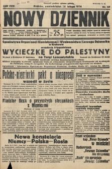 Nowy Dziennik. 1934, nr57
