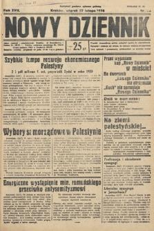 Nowy Dziennik. 1934, nr58