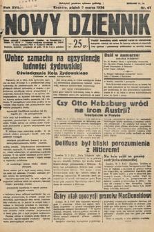 Nowy Dziennik. 1934, nr61