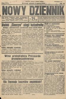 Nowy Dziennik. 1934, nr62