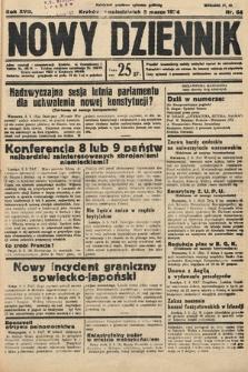 Nowy Dziennik. 1934, nr64