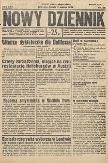 Nowy Dziennik. 1934, nr66