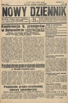 Nowy Dziennik. 1934, nr68