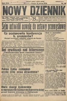 Nowy Dziennik. 1934, nr69