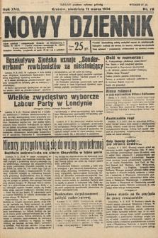 Nowy Dziennik. 1934, nr70
