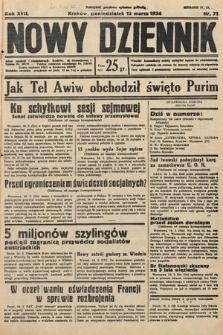 Nowy Dziennik. 1934, nr71