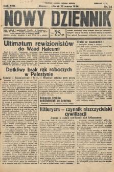 Nowy Dziennik. 1934, nr72
