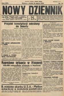 Nowy Dziennik. 1934, nr73