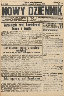 Nowy Dziennik. 1934, nr77