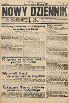 Nowy Dziennik. 1934, nr79