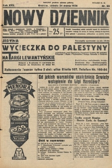 Nowy Dziennik. 1934, nr83