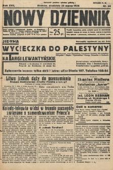 Nowy Dziennik. 1934, nr84
