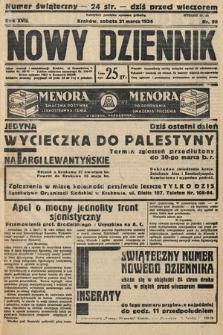 Nowy Dziennik. 1934, nr90