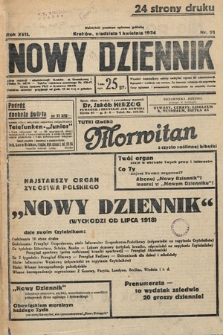 Nowy Dziennik. 1934, nr91