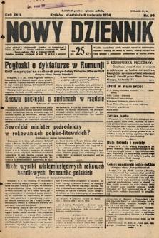 Nowy Dziennik. 1934, nr96