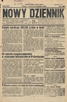 Nowy Dziennik. 1934, nr102