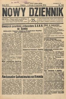 Nowy Dziennik. 1934, nr103