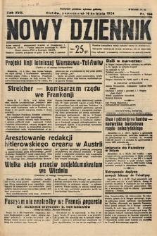 Nowy Dziennik. 1934, nr104