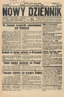 Nowy Dziennik. 1934, nr106