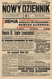 Nowy Dziennik. 1934, nr116