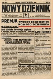 Nowy Dziennik. 1934, nr117