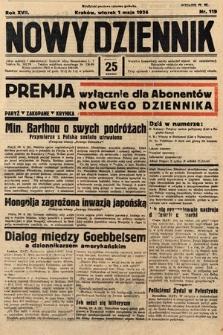 Nowy Dziennik. 1934, nr119