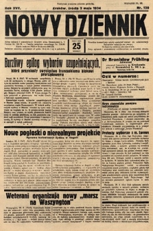 Nowy Dziennik. 1934, nr120
