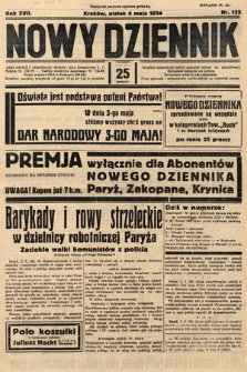 Nowy Dziennik. 1934, nr122