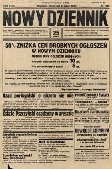 Nowy Dziennik. 1934, nr124