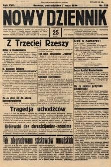Nowy Dziennik. 1934, nr125
