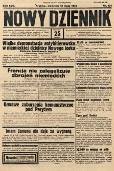 Nowy Dziennik. 1934, nr131