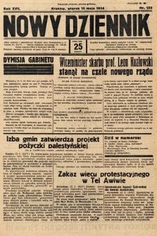 Nowy Dziennik. 1934, nr133