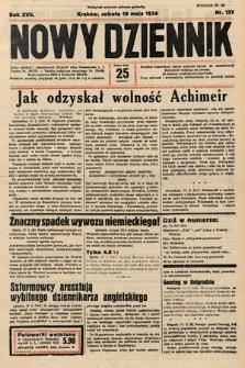 Nowy Dziennik. 1934, nr137