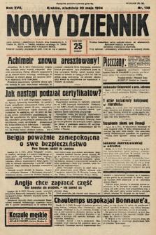 Nowy Dziennik. 1934, nr138