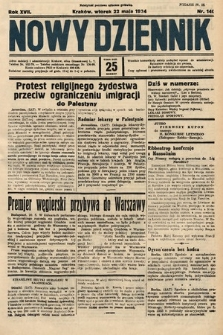 Nowy Dziennik. 1934, nr140