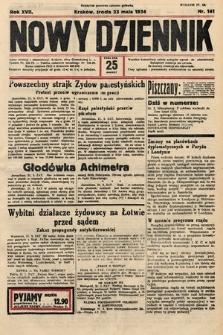 Nowy Dziennik. 1934, nr141