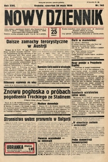 Nowy Dziennik. 1934, nr142
