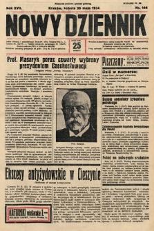 Nowy Dziennik. 1934, nr144