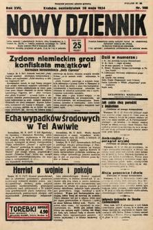 Nowy Dziennik. 1934, nr146