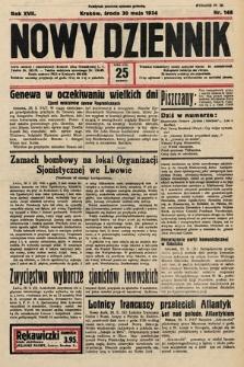 Nowy Dziennik. 1934, nr148
